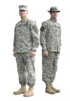 MEN & WOMEN ACU DIGITAL Army Combat Uniform PANTS TROUSERS W/ KNEE PADS HUNTING
