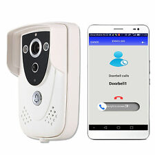 ENNIO SYWIFI005 HD 720P Wireless Video Door Phone Doorbell Intercom with GSM Wat