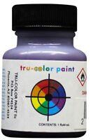 Tru-color Paint Hot Purple 1oz Bottle Airbrush Paint Lacquer #TCP-500