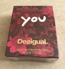 """EAU DE TOILETTE """"DESIGUAL - YOU"""" - 50 ML"""