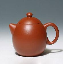 Chinese Yixing Handmade Clay zisha teapot Dragon Egg Hu zhu ni tea pot 210cc