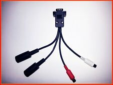 Breakout Cable for Fast Track Ultra 8R Adapter Interface MIDI SPDIF
