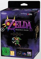 La leggenda di Zelda: Majora's Mask 3D Edizione Speciale Nintendo 3DS Sigillato UK PAL