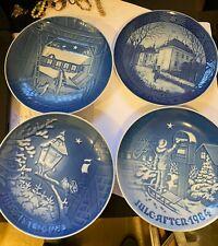 New ListingRoyal Copenhagen Christmas Blue Plates Copenhagen