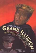 GRAND ILLUSION Movie POSTER 11x17 B Jean Gabin Dita Parlo Pierre Fresnay Erich
