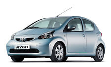 "Toyota AYGO 2005–2010 factory workshop service manual sent as a ""Download"""