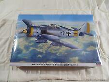 Hasegawa 1:32 Focke-Wulf Fw190F-8 Schlachtgeschwader 4 Model Kit 08151 SEALED