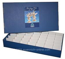 Blank Engelbett - Karton zur sicheren Aufbewahrung der Engel - Schlummerkiste