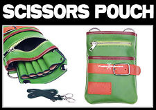 Hairdresser holster/Pouch For Hair Scissors & combs  Hold up to *  5 SCISSORS  *