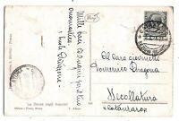 Regno Varietà -1917/20- Michetti cent 15 -   dentellatura  spostata  in basso