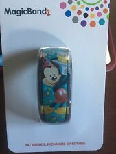 NEW Disney Parks Mickey It's My Birthday Magic Band 2