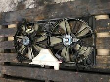 Lexus IS250 radiator fan 2007