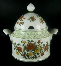 Villeroy & Boch Porzellan Terrine / Suppenterrine Dekor Summerday V&B Tureen