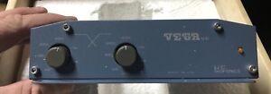 New Old School Hifonics Vega VII 2-way Electronic Crossover,NOS,NIB,USA