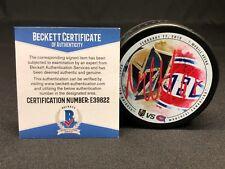 Hockey-NHL MAX PACIORETTY Montreal Canadiens Winter Classic 2016 SIGNED Hockey Stick COA