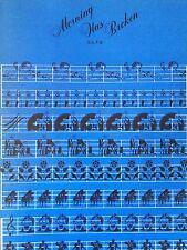Eleanor Farjeon-Morning has broken-per pianoforte e Gem. coro