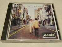 Oasis (What's The Story) Morning Glory CD [Ft: Roll With It, Wonderwall]