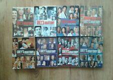 GREY'S ANATOMY SEASONS 1 - 8 DVD BOXSETS