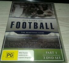 History Of Football The Beautiful Game Part 1 Dvd