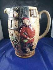 Vintage Beswick England Pitcher Shakespeare Falstaff Merry Wives of Windsor