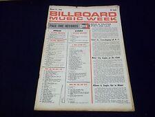 1962 MARCH 31 BILLBOARD MAGAZINE - ELVIS PRESLEY BLUE HAWAII #1 LP CHART - J 87