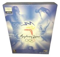 Eidos Sydney 2000 Olympics The Games Big Box PC Big Box PC CD ROM - Excellent