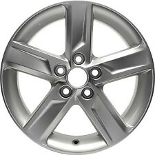 17 Inch Wheel Rim For 2012 2014 Toyota Camry 17x7 Refinished Silver