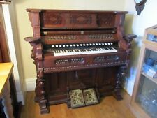 More details for antique (victorian) pump organ (unrestored) by w bell & co, guelph, canada