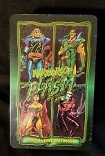 NEW Warriors of Plasm Card Set The River Group - New Special Edition