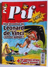 b)PIF Gadget magazine n°25 du 2/8/2006; Avec le Gadget Léonard De Vinci