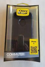 Genuine Otterbox Commuter Series iPhone 5 Black