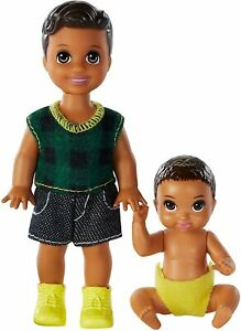 Barbie Skipper Babysitters Inc Doll and Baby
