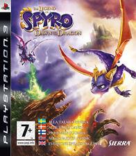 PAL Sierra Spyro the Dragon Video Games