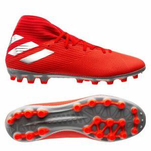 NEW! Men's Adidas Nemeziz 19.3 AG Football Boots - Various Sizes