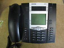 Aastra 6755i VOIP Telefoon Telephone Phone Handset Black PoE Zwart 4-lines