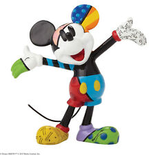 Romero Britto- Disney Mini Figur Mickey Mouse 8 cm 4049372