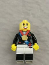 LEGO  MINIFIGURES  OLYMPIC 2012   TEAM GB HORSE RYDER