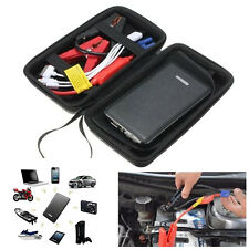 12V Portable LED Car Jump Starter Battery Charger Booster Emergency Power Bank