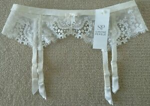 New simone perele suspender belt size 12