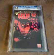 Hulk #2D McGuinness Variant 2nd Printing 2008 CGC 9.8 0152149009 (Low Pop)