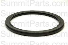 Black Glass Gasket For Wascomat Washers W125, W185 - 046201