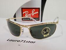 RayBan Olympian 3119 Gold Arista Oro occhiali da sole sunglasses New Original