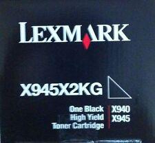 Lexmark Toner X945X2KG schwarz neu B