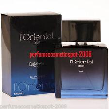 NIB L'ORIENTAL by ESTELLE EWEN FOR MEN 3.4 OZ / 100 ML EAU DE TOILETTE SPRAY