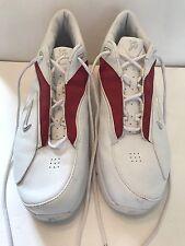 Nike Swingman Shoes Red White Maxair Men's Sz 12