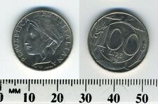 Italy 1996 - 100 Lire Copper-Nickel Coin - Turreted head