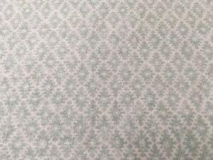 """Sanderson /""""Quetsch Tree/"""" rideau coussin aveugle en tissu de coton 3 M Denim Orge"""