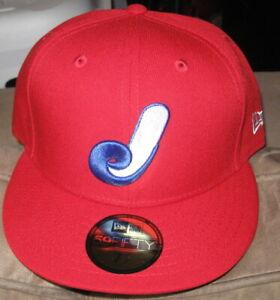 Jacksonville Jumbo Shrimp MiLB Jacksonville Expos 59Fifty Hat - 7 1/2 -NWT!