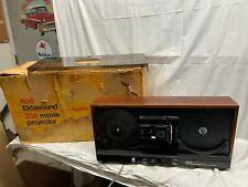 Kodak Ektasound 235 Movie Projector VTG Working, Film Reels Super 8 With Box