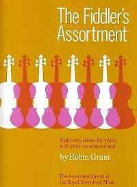 GRANT FIDDLERS ASSORTMENT Violin